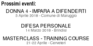 eventi against